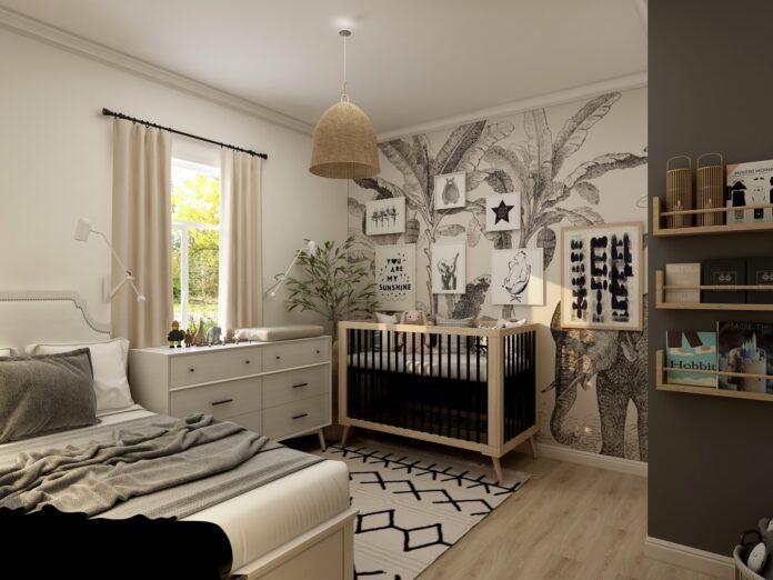 Niewielki pokój dla dziecka - jak go urządzić?