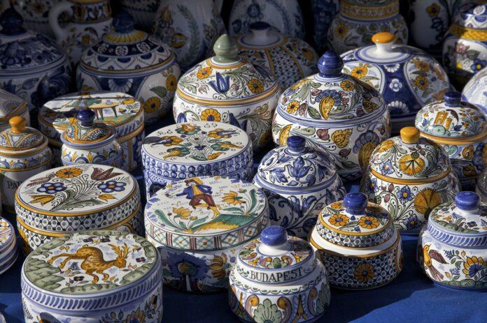 Ceramika jako arcydzieło rękodzielnicze